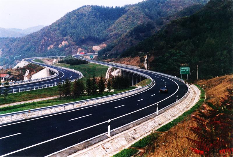 沈阳至本溪高速公路